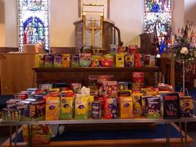 Palm Sunday Easter Egg Appeal
