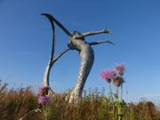 'Arria' sculpture, by Andy Scott, Eastfield0
