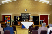 Worship at the Forge Community Centre, Balloch